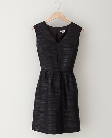 sleeveless Steven Allen dress