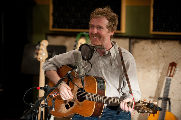 Glen Hansard appears on Parenthood