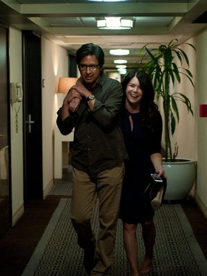 Ray Romano and Lauren Graham on Parenthood