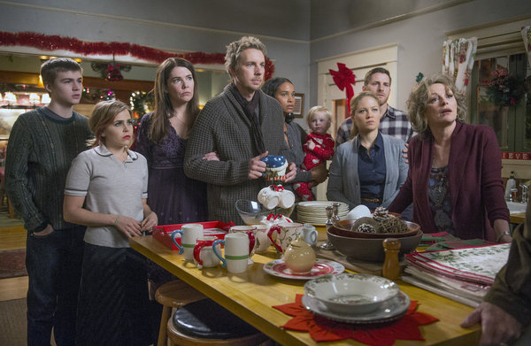 A stressful Christmas on Parenthood