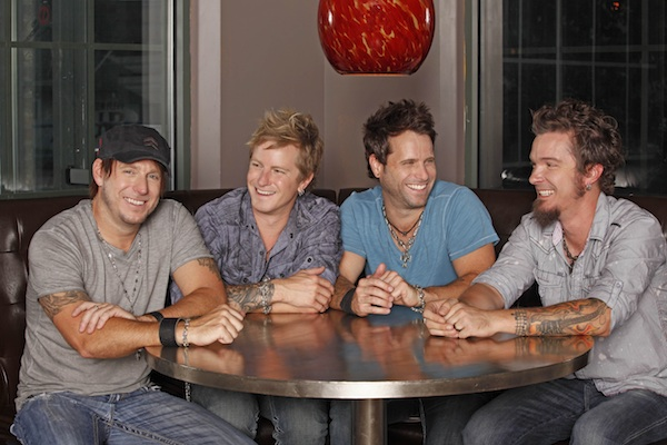 Country music band Parmalee talks to SheKnows.