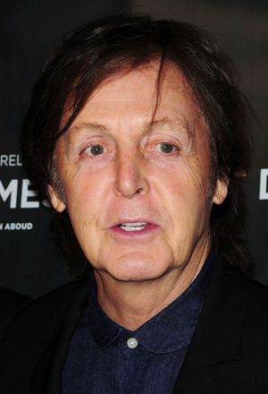 Paul McCartney to join Nirvana for benefit concert