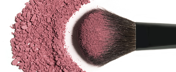 What pink blush conveys about your personality