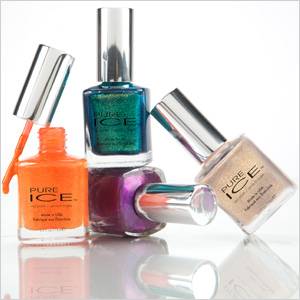 Pure Ice Runway Nail Trends Collection
