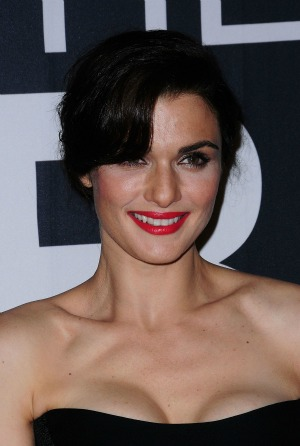 Rachel Weisz sure thinks she so