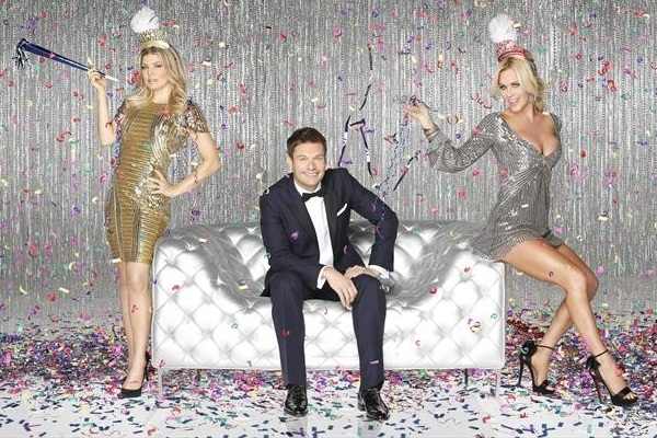 Rockin' New Year's Eve: Fergie, Ryan Seacrest and Jenny McCarthy