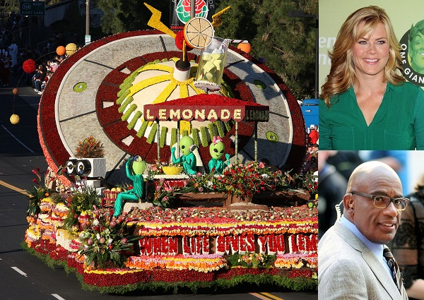 Ali & Al to host the prettiest of the parades