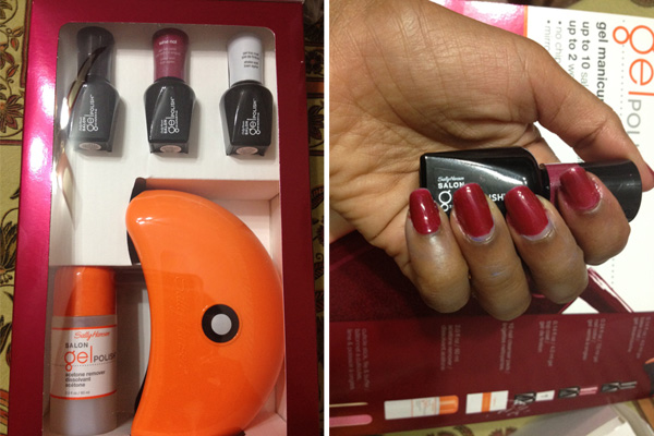 good gift for those who love their manicures and longevity