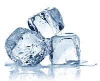 Salt and ice