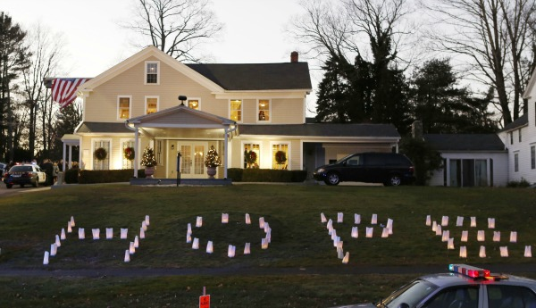 Sandy Hook Funeral Home, Newtown, Connecticut