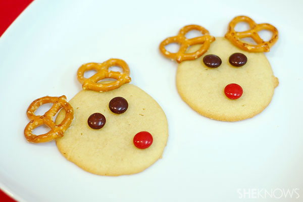 Reindeer cookies