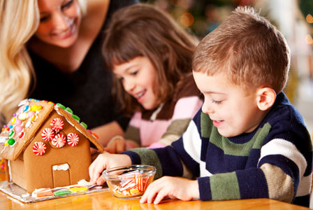 How to prepare for a holiday play date