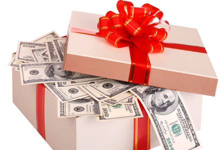 Tax consequences of gifts to kids