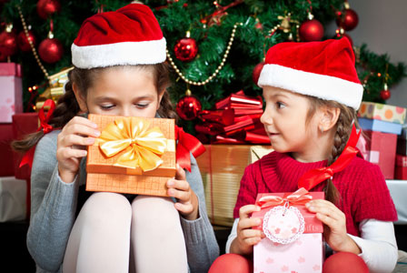 No more mortifying gift reactions