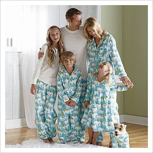 Matching jammies: Holiday do or don't?