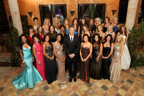 Sean Lowe, 17th Season of The Bachelor