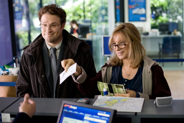 Barbra Streisand and Seth Rogen, The Guilt Trip