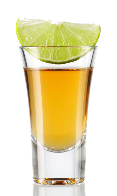 shot glass isolated 3 Diet friendly alcoholic beverages