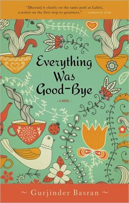 Everything was Good-bye cover