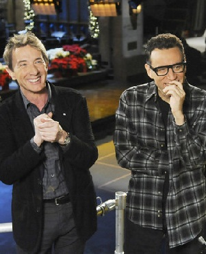 Martin Short and Fred Armisen