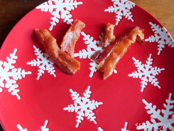 Bacon antlers