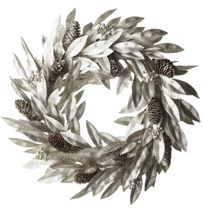 Target Threshold Silver Wreath
