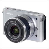 Nikon 1 J1 camera