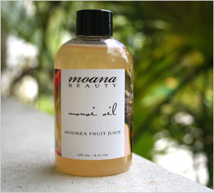 Tahitian Monoi oil