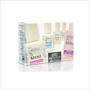 Gelish MINI's at home gel polish system