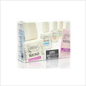 Gelish MINI's at home gel polish system