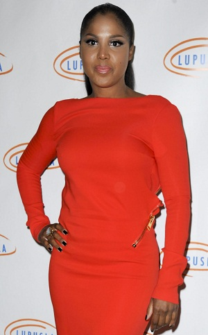 Toni Braxton hospitalize for Lupus complications