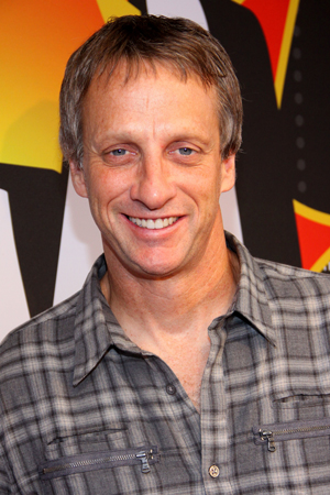 Tony Hawk posts questionable picture