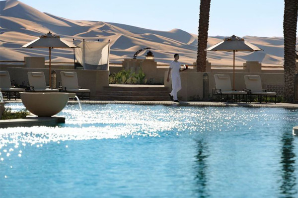 Qasr Al Sarab Desert Resort, Abu Dhabi