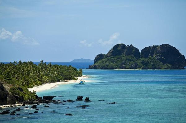 Vomo Private Island Resort, Fiji