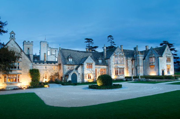 Ellenborough Park, Cheltenham Spa, UK