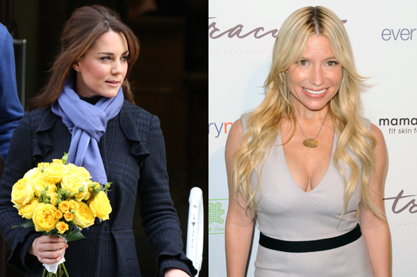 Tracy Anderson talks Kate Middleton pregnancy