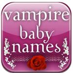 Vampire Baby Name Generator app