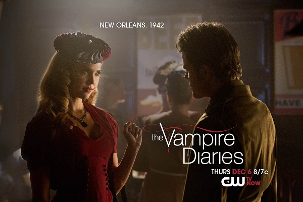The Vampire Diaries New Orleans 1942