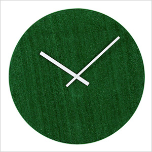Turf 30 clock