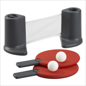 Portable table tennis