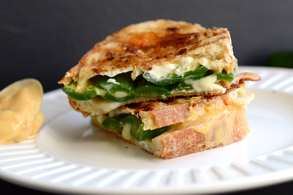 Not your average lunchtime sandwiches