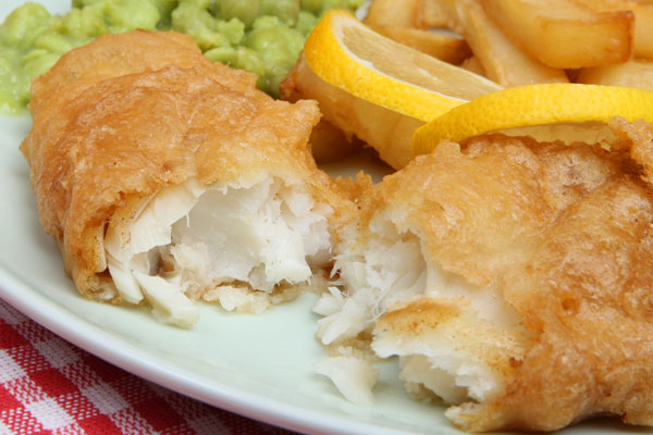 how to make delicious homemade fish and chips