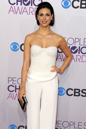 Morena Baccarin from the People's Choice Awards