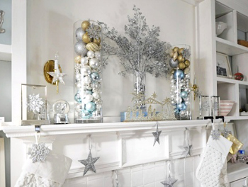Give your home a wintery makeover