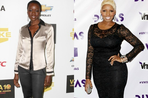 Danai Gurira and NeNe Leakes