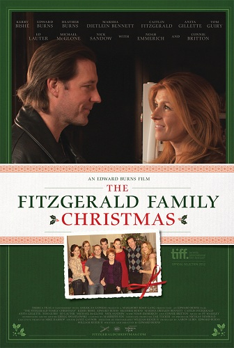 Fitzgerald Family Chrismas Movie Poster