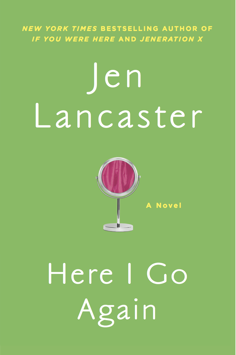 Here I Go Again by Jen Lancaster