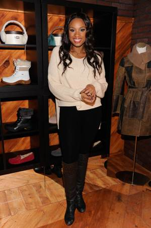 Jennifer Hudson, Sundance