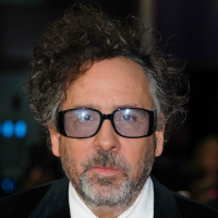 Tim Burton at the Frankenweenie Premiere