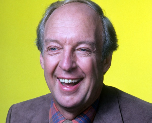 Conrad Bain of Diff'rent Strokes